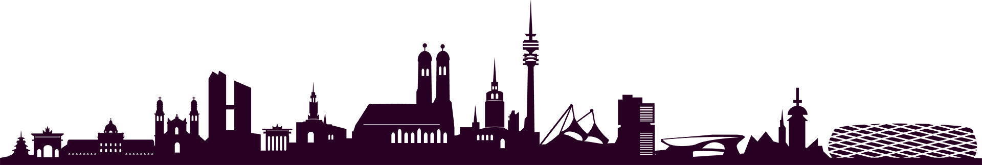 Aussicht auf Medienhafen in Düsseldorf