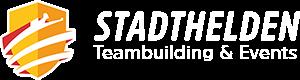 Logo Stadthelden Teambuilding & Teamevents
