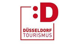 Logo Düsseldorf Tourismus