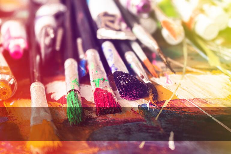 Kreatives Event mit Ihren Kollegen