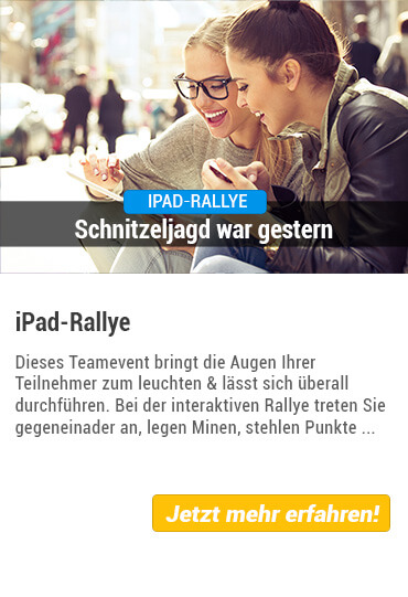 Teilnehmerinnen der Stadthelden iPad-Rallye