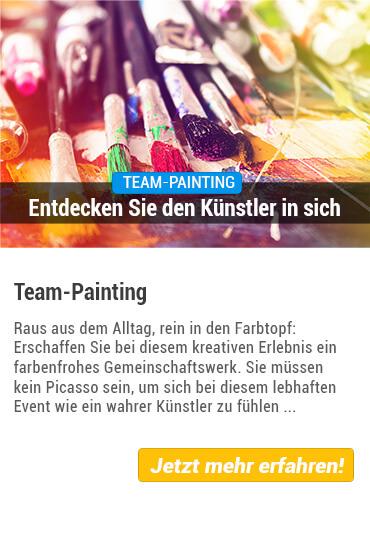 Team-Painting von Stadthelden