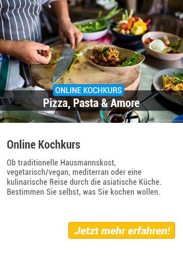 Online Kochkurs