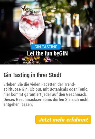 Gin selbst herstellen Workshop von Stadthelden